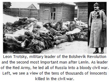 The Fact Of Creation: THE HISTORY OF BOLSHEVIK SAVAGERY