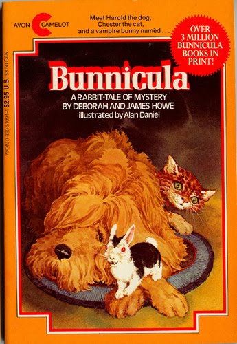 from the fair in the mid 80s were bunnicula by james howe