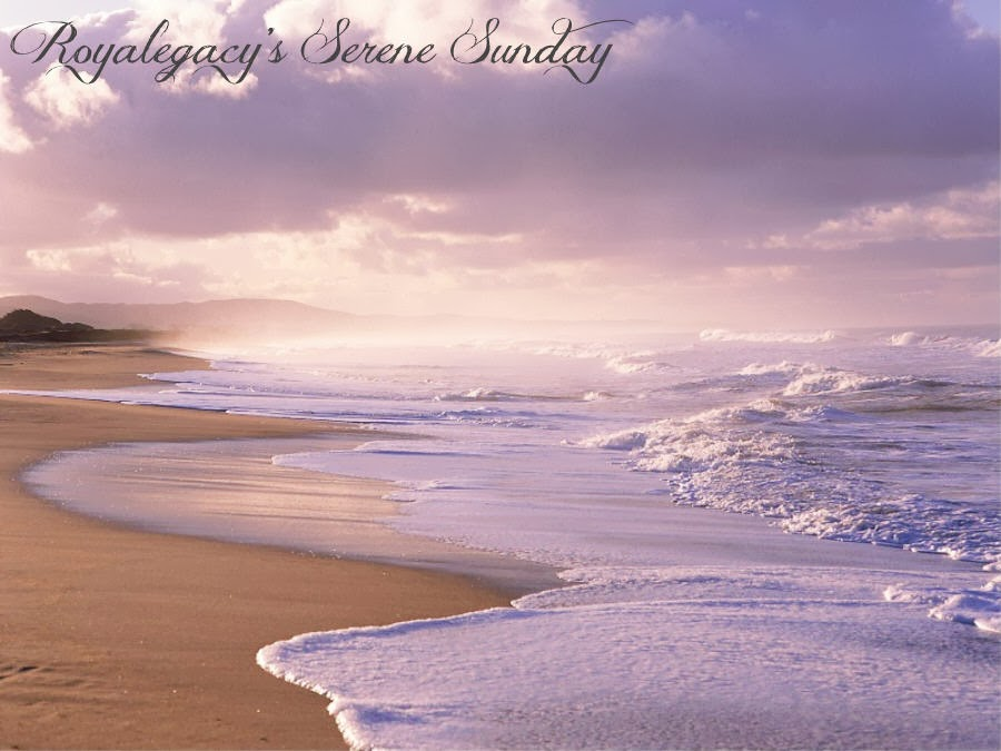 Royalegacy Reviews and More: Serene Sunday - Hello - August 25, 2012