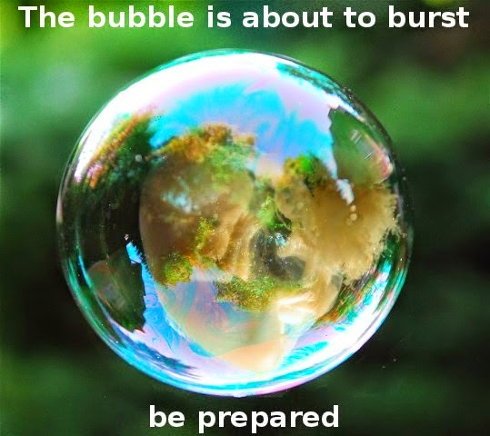 ... : What's Coming In 2015 – Dollar Breaking Bubble Ready To Burst