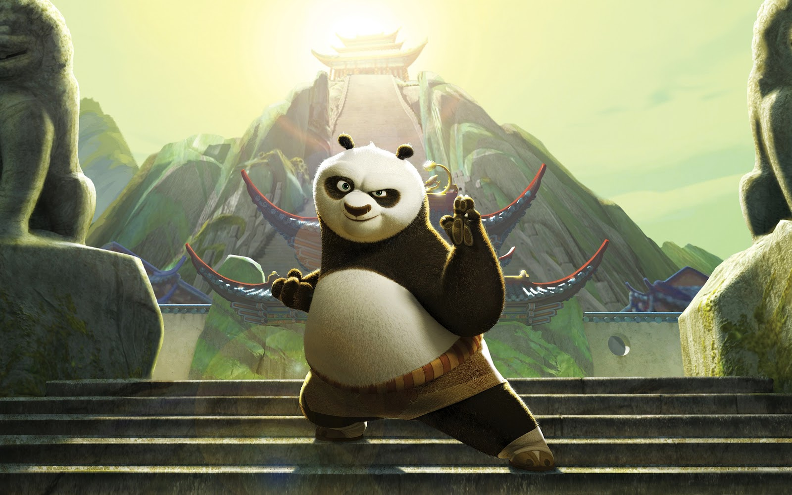 Awesome Galleries: Kung Fu Panda 2 Wallpaper (Page 4)