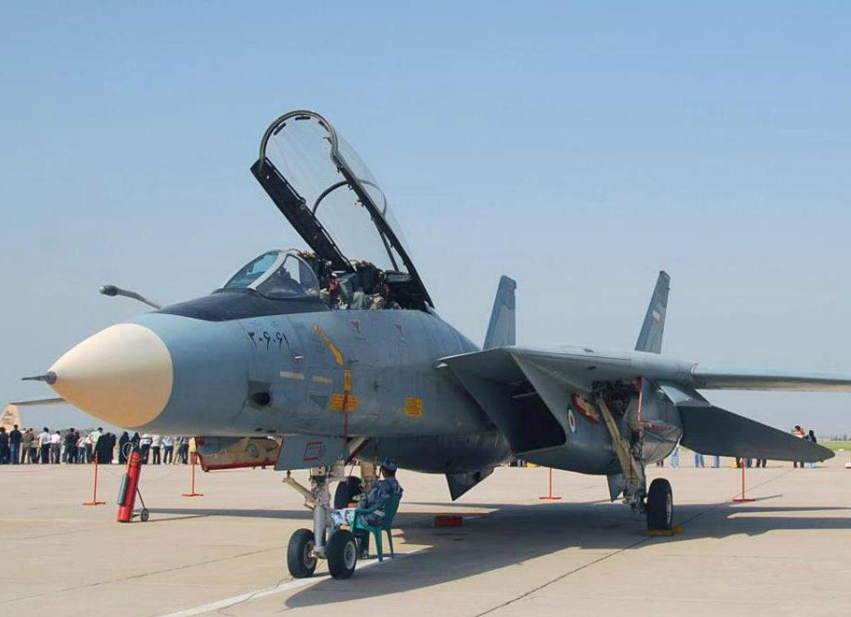 Iranian F-14 Tomcat Fighter Jets | Global Military Review