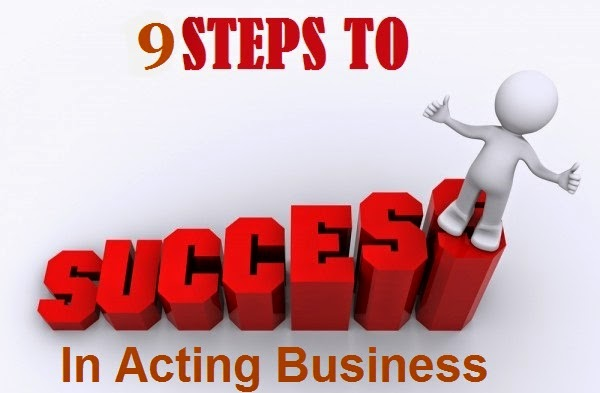 No Acting School Can Teach You 9 Success Steps Acting Coach Can ...