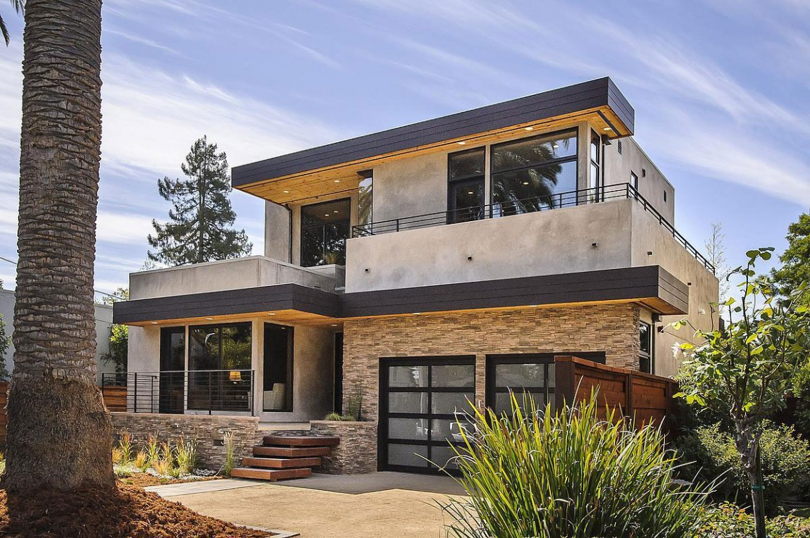 World of Architecture: Contemporary Style Home in ...