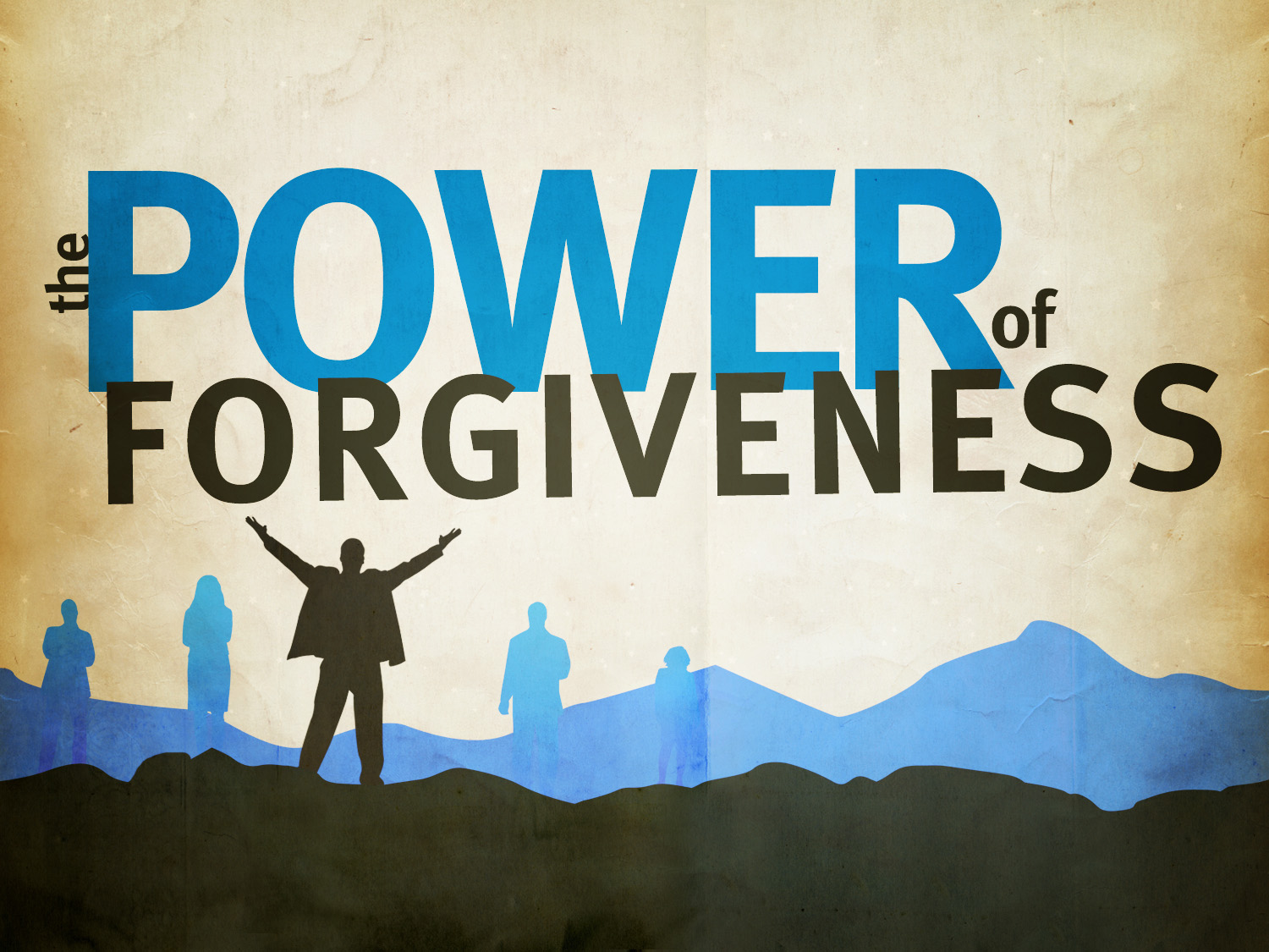 What in the World?: The politics of forgiveness