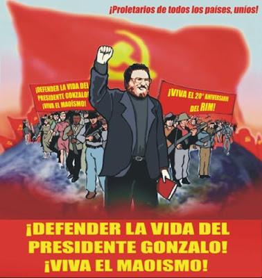 Defender la vida del Presidente Gonzalo