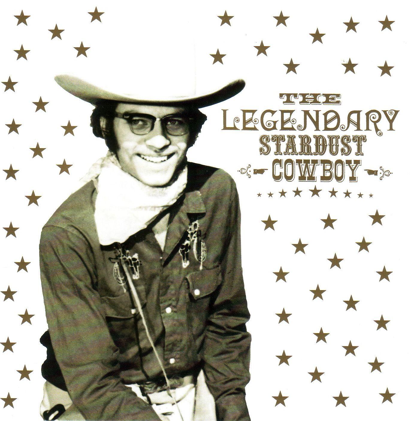 The Legendary Stardust Cowboy - Paralyzed! His Vintage ...