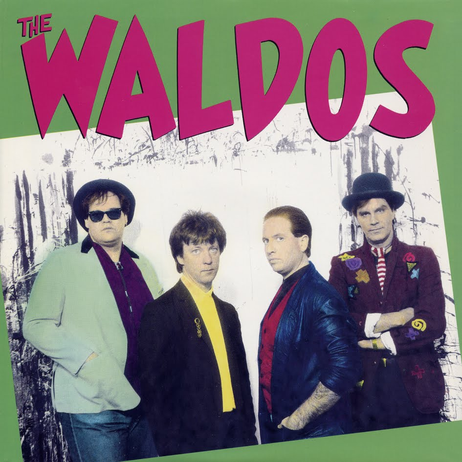 SONS OF THE DOLLS: THE WALDOS - Crazy Little Baby