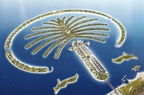 The Palm Island (photo source: stefaniestoelen.blogspot.com)