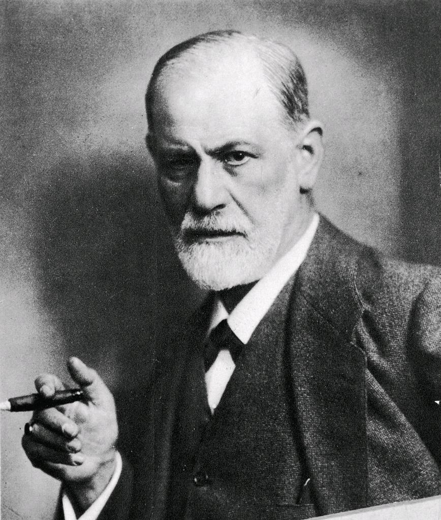 """... un hombre afortunado en la vida: nada me fue fácil"""". (Sigmund Freud"""