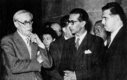 Léon Blum, Verdier et Henri Noguères