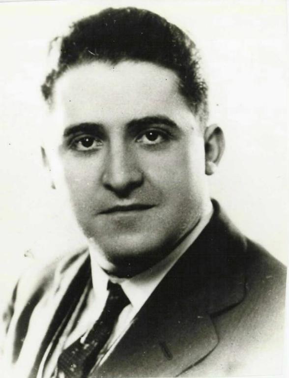 Premonición: Agustín de Foxá, 1950