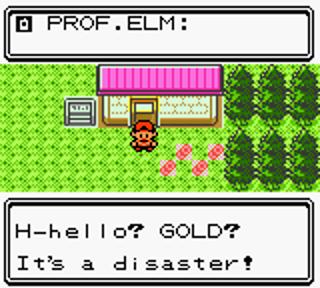 Pokemon - Gold Version (USA, Europe) ROM