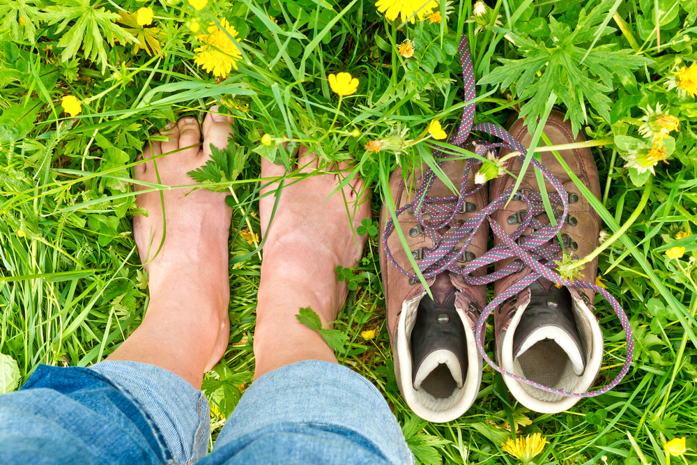 The Invisible Benefits of Grounding « Kimberly Snyder