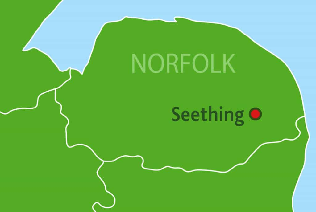 Norfolk ELV site hit by 'serious' fire - letsrecycle.com