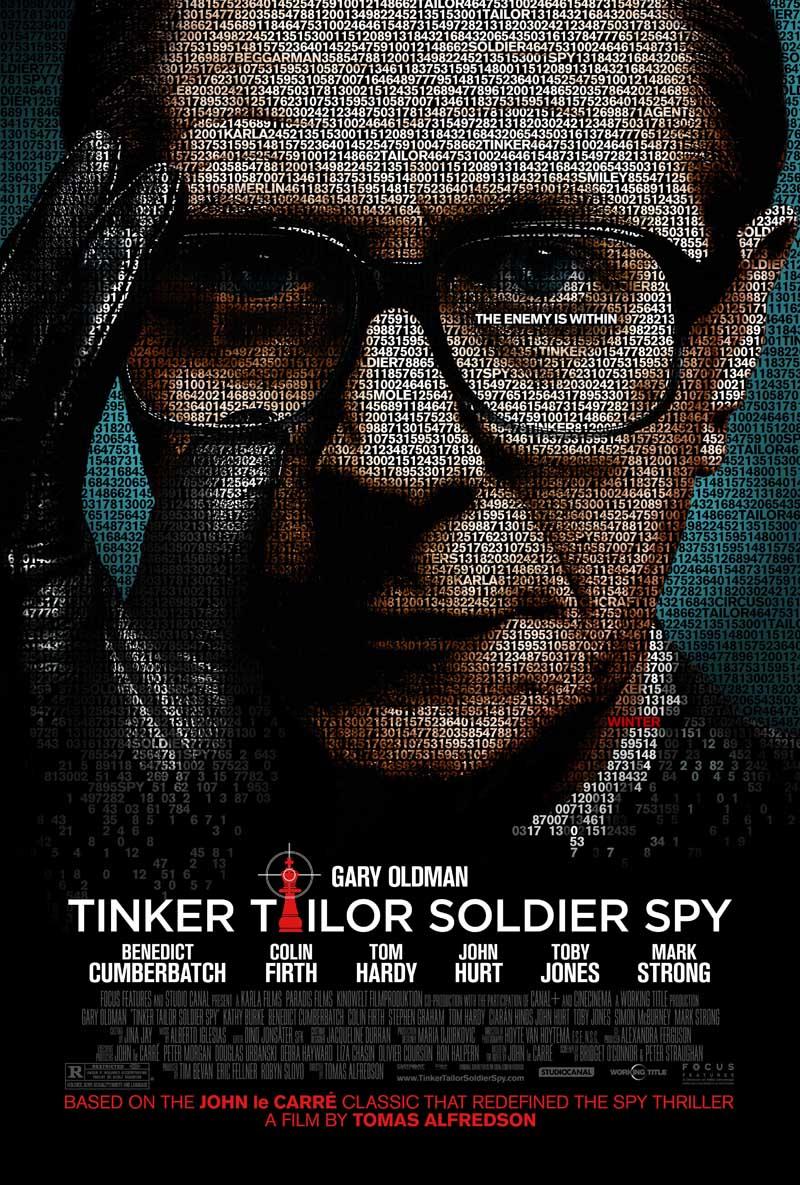 Tinker Tailor Soldier Spy (2011): Tomas Alfredson's Oscar ...