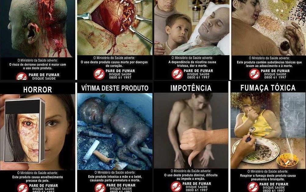 ... : Brasil en 2007 tambien utilizaba una agresiva propaganda ANTITABACO