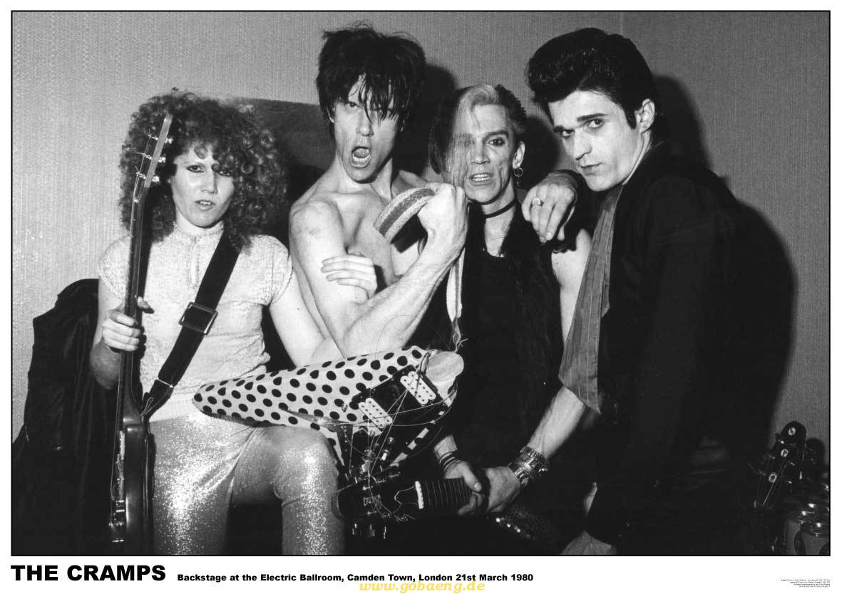 All Things Cool: THE CRAMPS