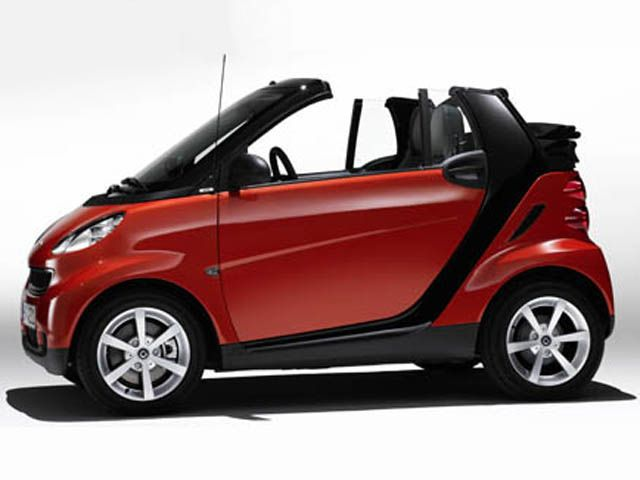 Smart Fortwo Passion Cabriolet - Smart says China will be its top market