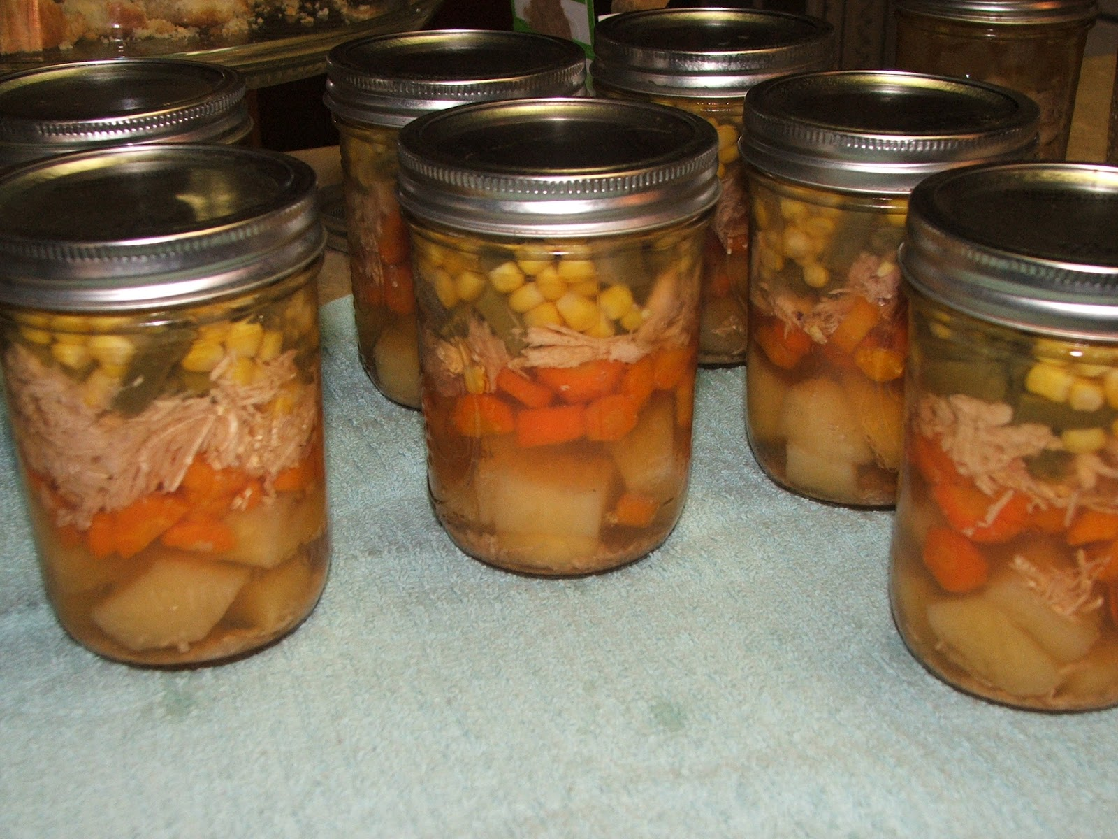 Canning Granny: Full Service Grab 'N' Go Canned Soup Part ...