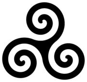 Simbología celta: el trisquel