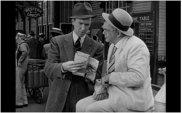 The Bedford Falls Sentinel - An It's a Wonderful Life Blog