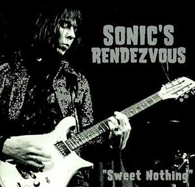 DOWN UNDERGROUND: Sonic's Rendezvous Band - 1999 - Sweet ...