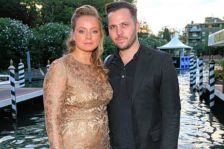 Samantha Morton with Boyfriend Harry Holm
