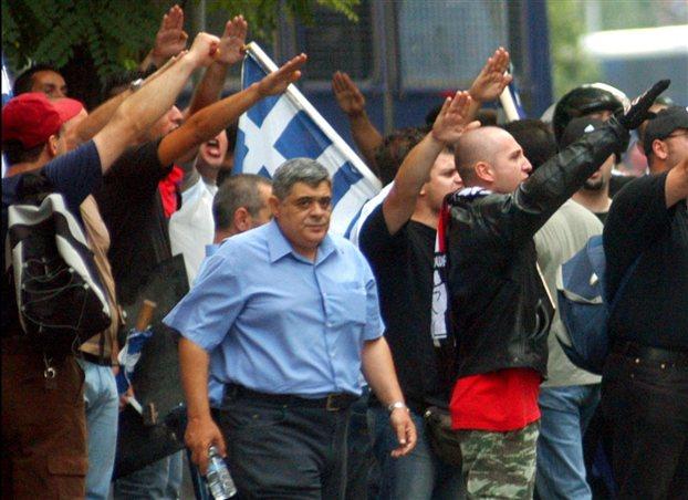 El blog del viejo topo: Grecia, Amanecer Dorado: cuando ...