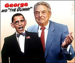 ... : Obama The Puppet President – George Soros The Puppet Master
