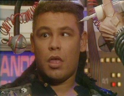 RED DWARF: Dave Lister - The Man Who Fathered Himself ...
