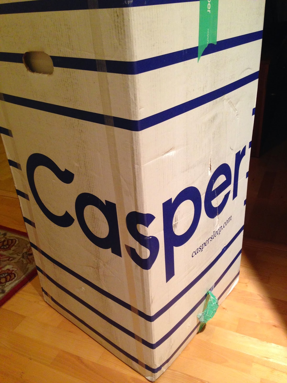 Life In The Great Midwest: Innovation - A Bed in a Box From Casper