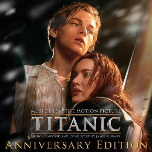 Portadas de la Banda Sonora Especial de Titanic