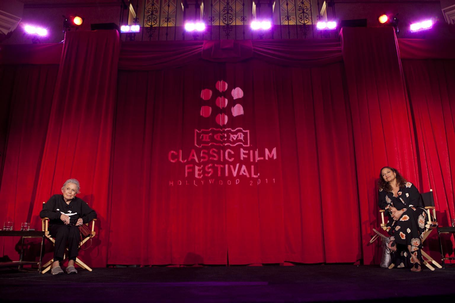 Brittan Claire: TCM Classic Film Fest Final Day