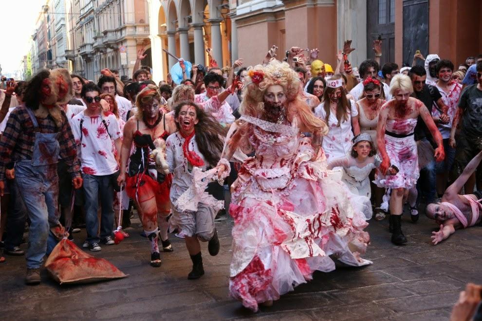 Casting per la Zombie Walk di Mirabilandia | ZOMBIE ...