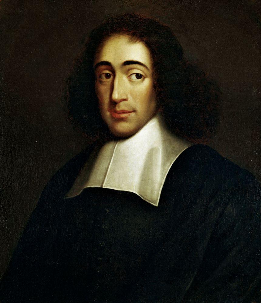 Observatório Cósmico: Deus falando com você, segundo Spinoza.