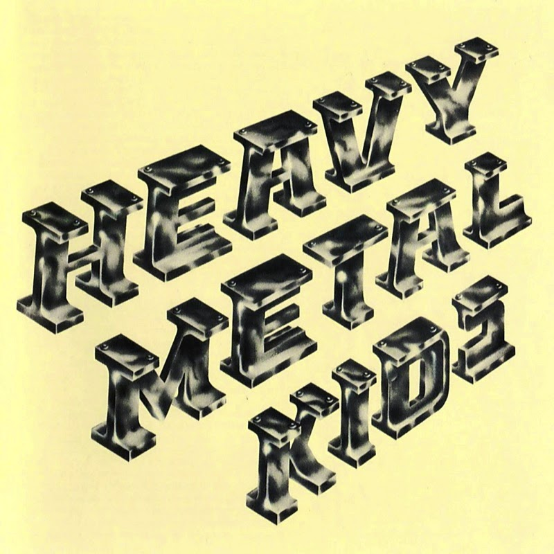 ... Music Blog: Heavy Metal Kids - Heavy Metal Kids (2009 Remastered) 1974
