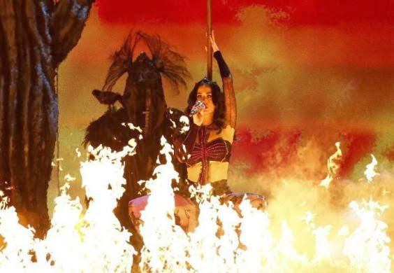 Celebrity News: Katy Perry 'Dark Horse' Meaning: Satanic? ~ Sanctified ...