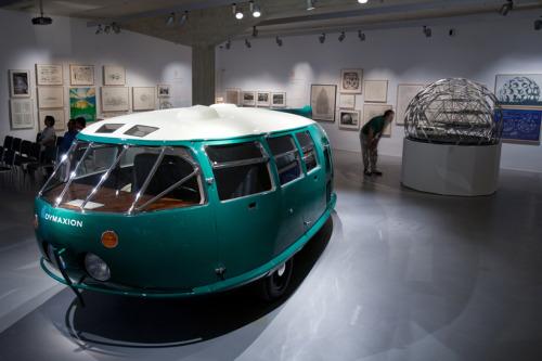 Jockohomo — 'Buckminster Fuller & Spaceship Earth' exhibition...