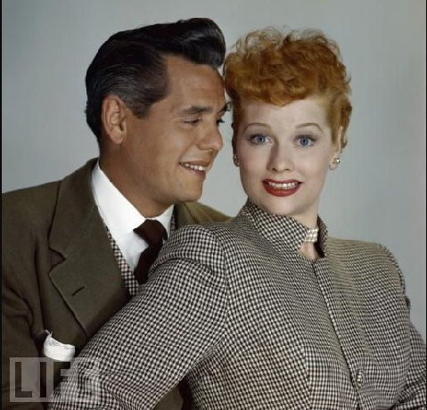 Lucy & Desi, Lucille Ball & Desi Arnaz, LIFE archives.