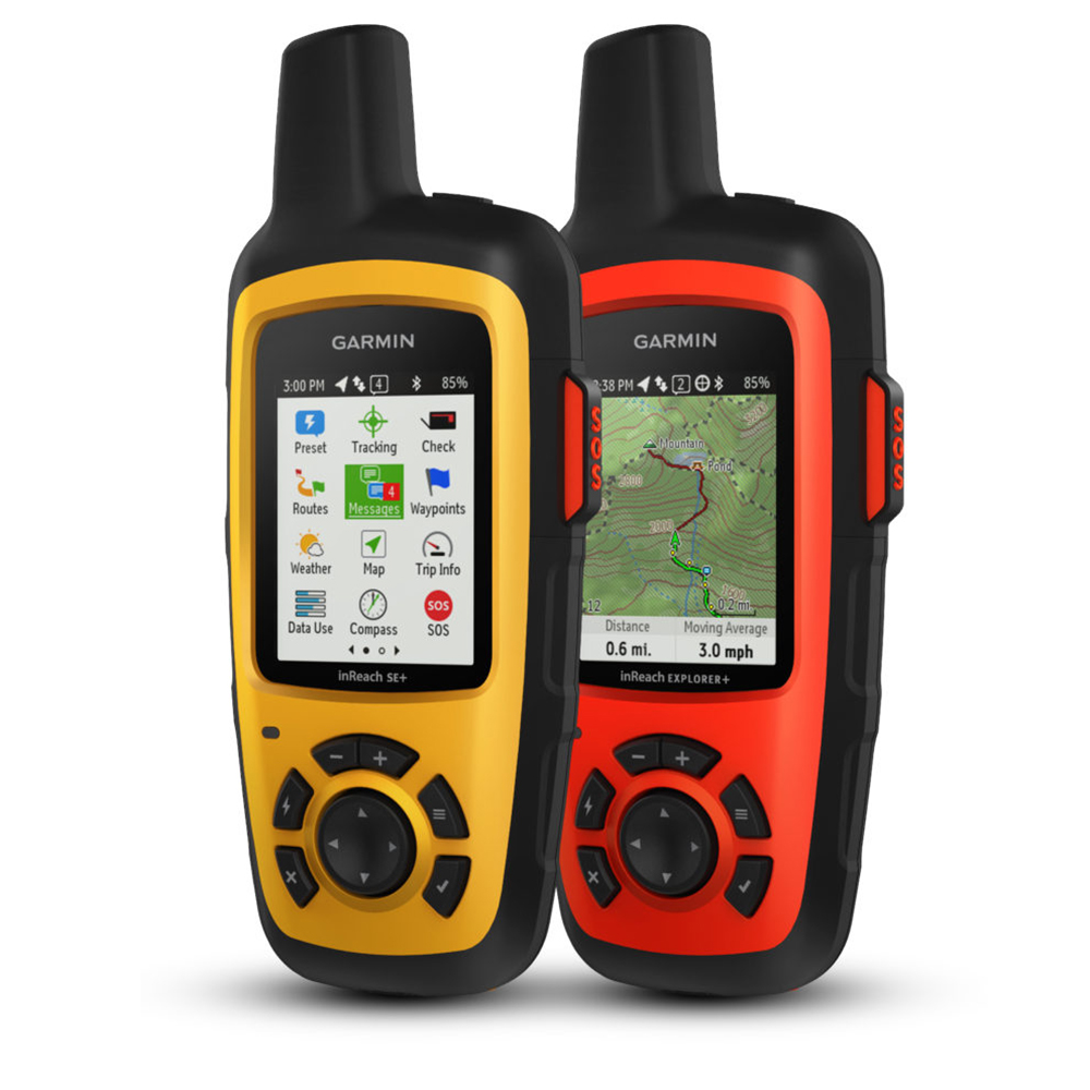 New: Garmin inReach GPS with Satellite Text Messaging | RECOIL OFFGRID