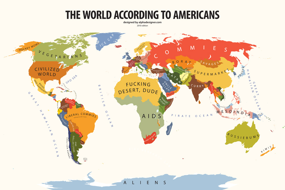 [E.O.M.S.]: The World According To Americans