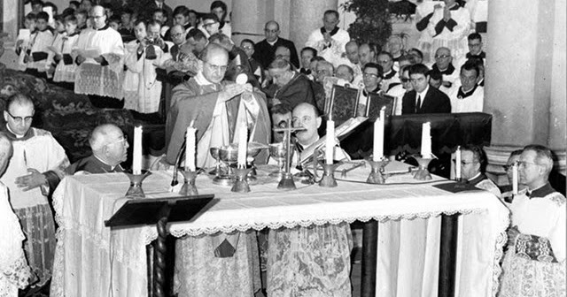 southern orders : WAS THIS MASS BY BLESSED POPE PAUL VI ...