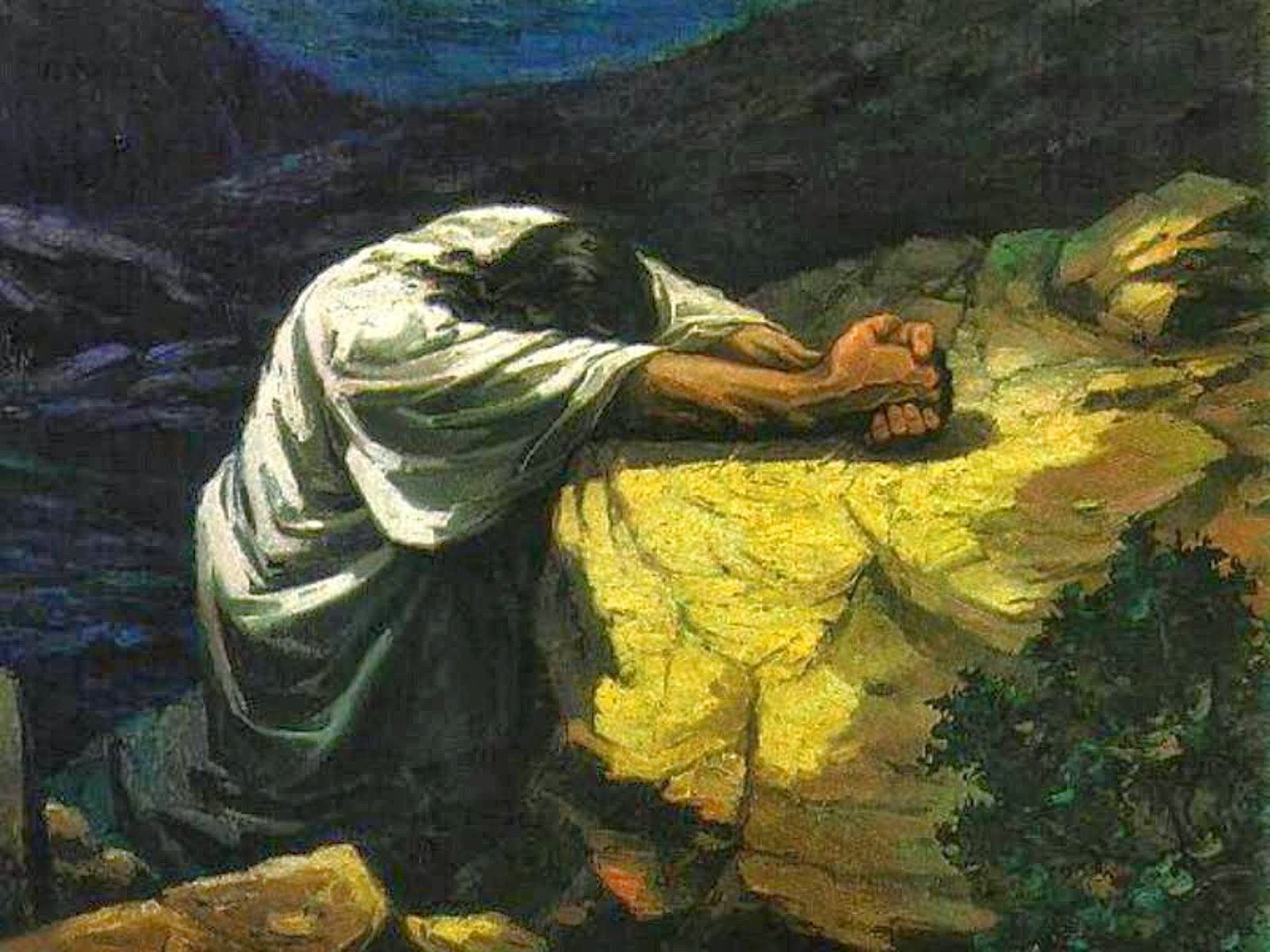 Fully Devoted: Station One - Praying in Gethsemane