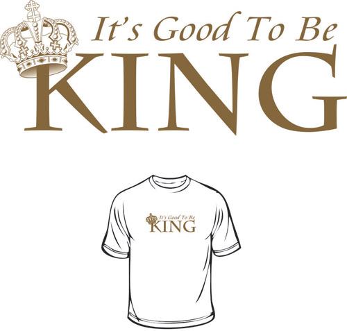 Kani WeBlog: 'It's Good To Be King' Shirt
