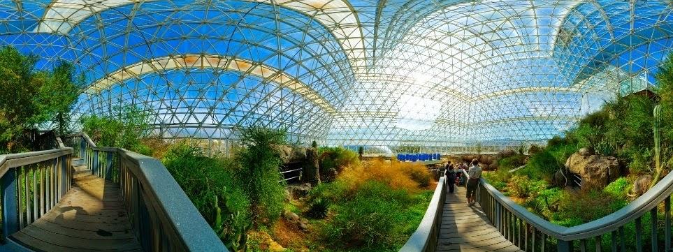 Artificial Paradise ~ Nature Conservancy