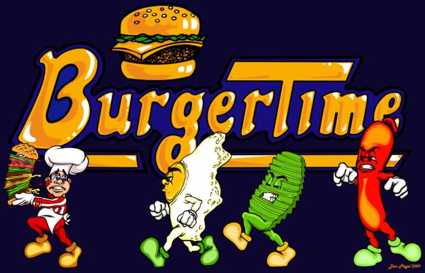 Burrito Quest: Burger Time - Bean & Green Chile / Potato & Egg