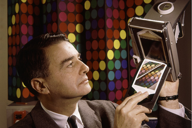 Shooting Film: Happy Birthday, Edwin Land! A brief ...