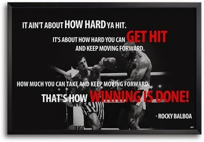 +refresh: Rocky Balboa Quotes - That's how winning is done.