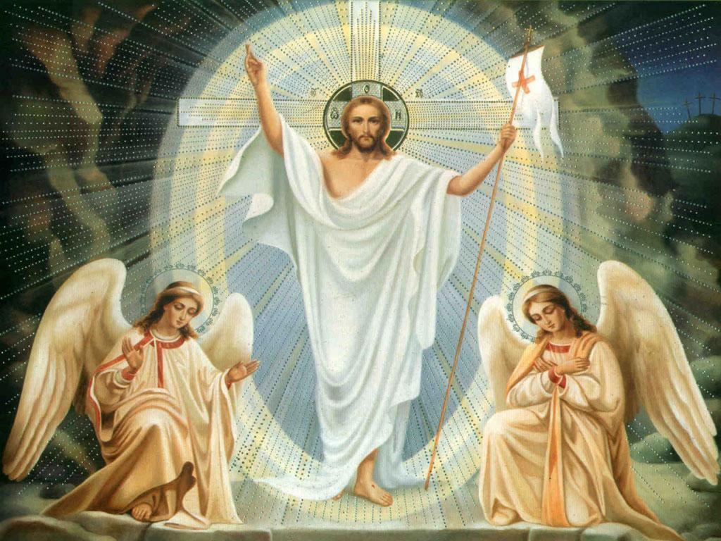 Monterey Latin Mass: Easter Sunday 2013 - Christ is risen!